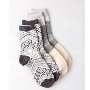 AEO Mid-crew socks (2 pack)